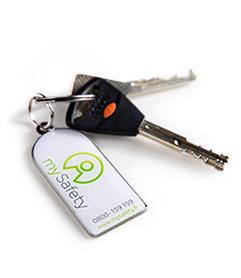 mySafety Turva-avaimenperä