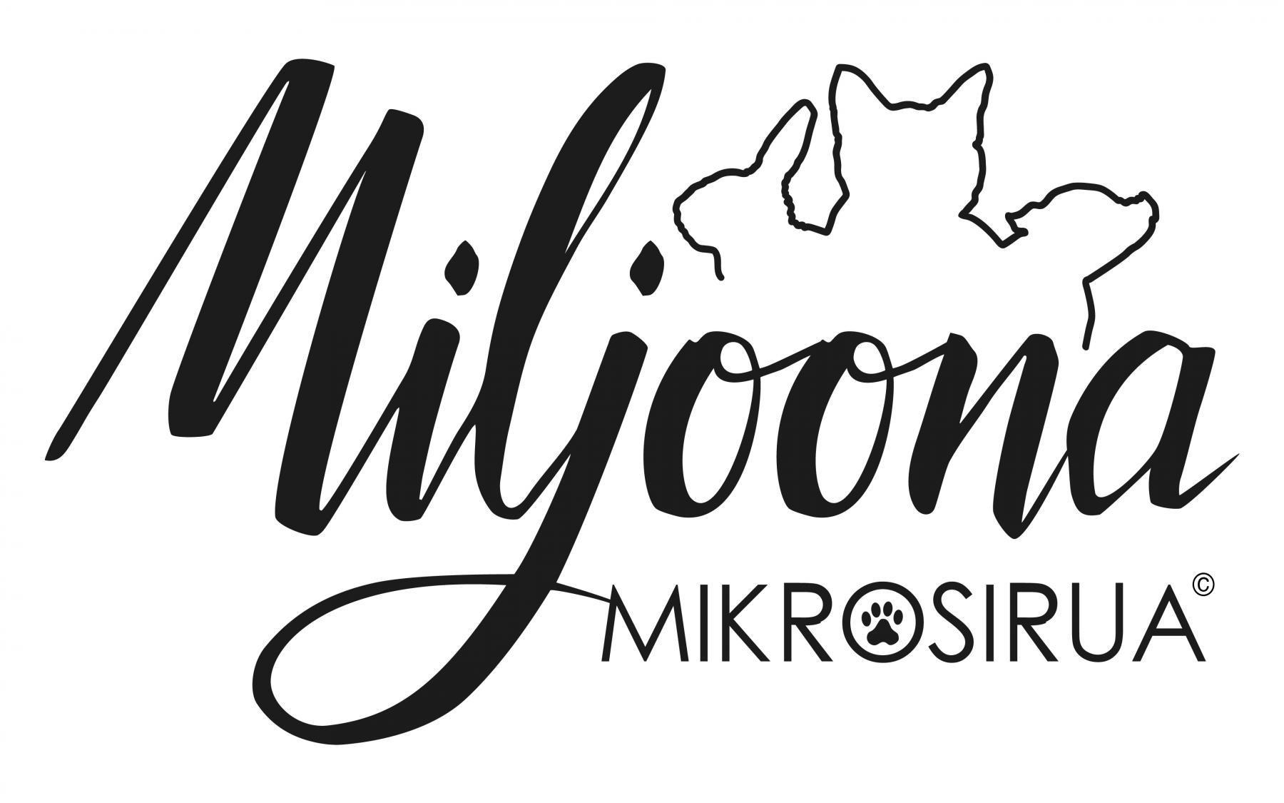 Miljoona Mirosirua -projektin logo