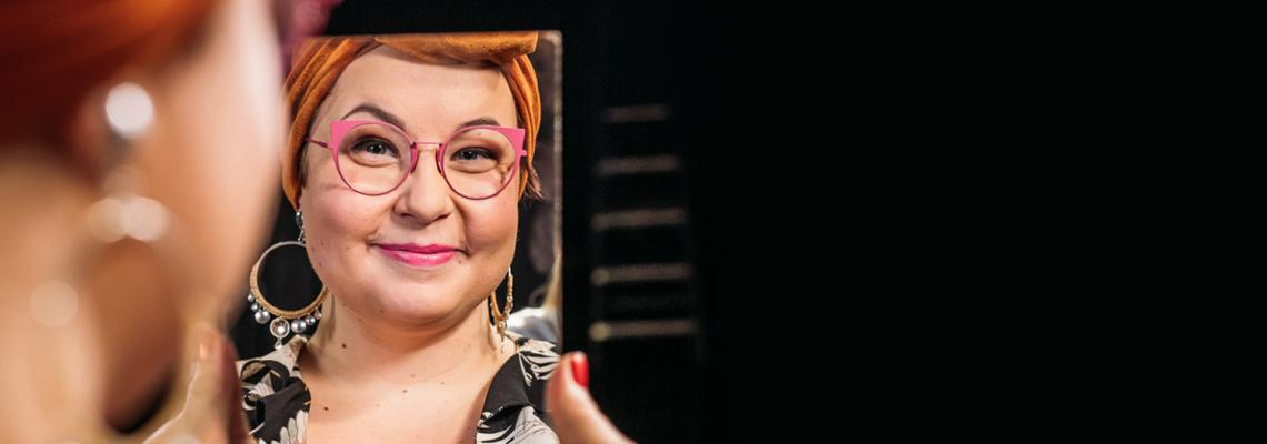 Suomen ensimmäinen Nettienkeli Emmi Nuorgam kaipaa someen inhimillisyyttä
