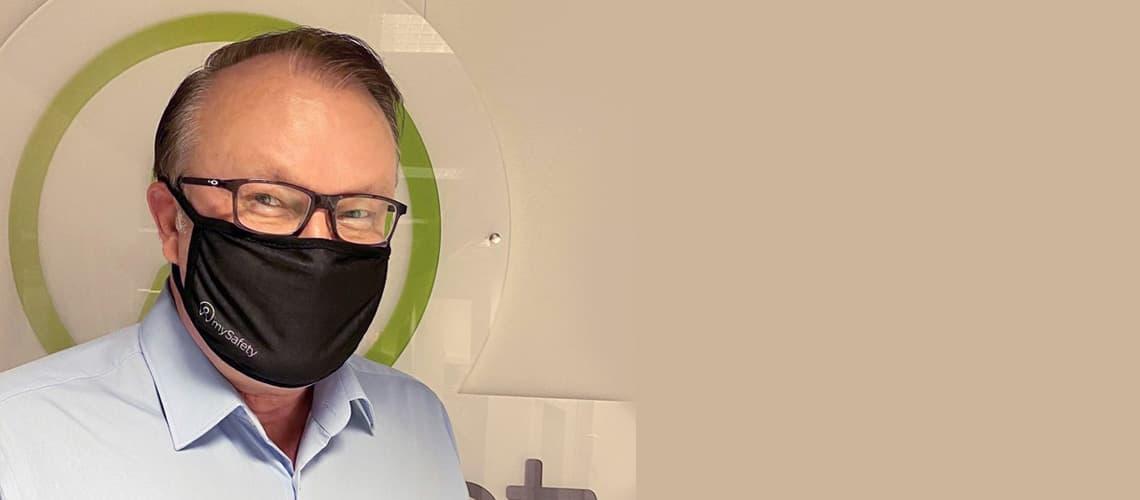 """MySafetyn vakuutuspalvelumyyjä Hannu Miettinen: """"Haluan tuoda turvaa suomalaisten arkeen"""""""