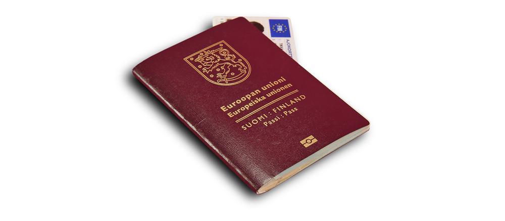 Passin katoaminen voi johtaa identiteettivarkauteen
